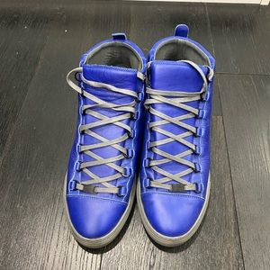 Balenciaga Arena Electric Blue